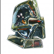 SHINY OBJECTS- 3 new prints from artist Tim Doyle