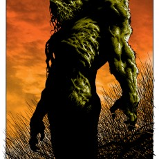 """SUNSET"" by Bernie Wrightson- on sale info!"