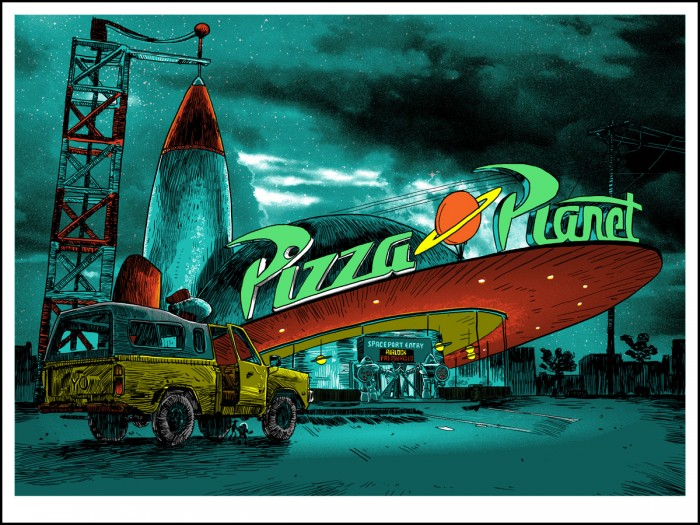 Pizza Planet WEB