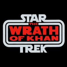 STAR-MASHUP Kahn/Empire t-shirt AVAILABLE FOR ONE WEEK!