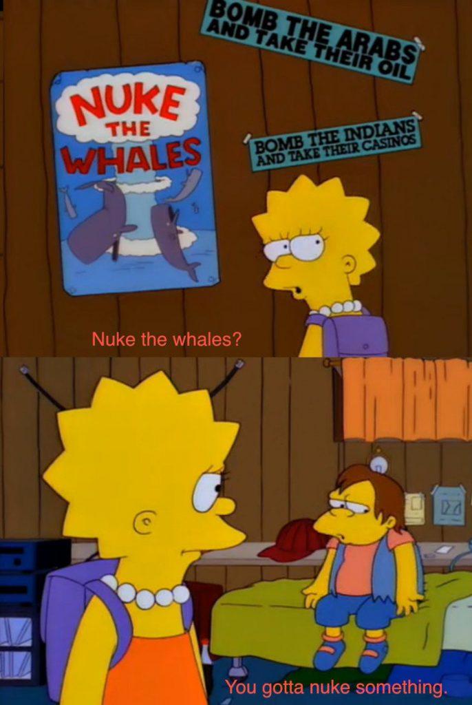 nuke whales