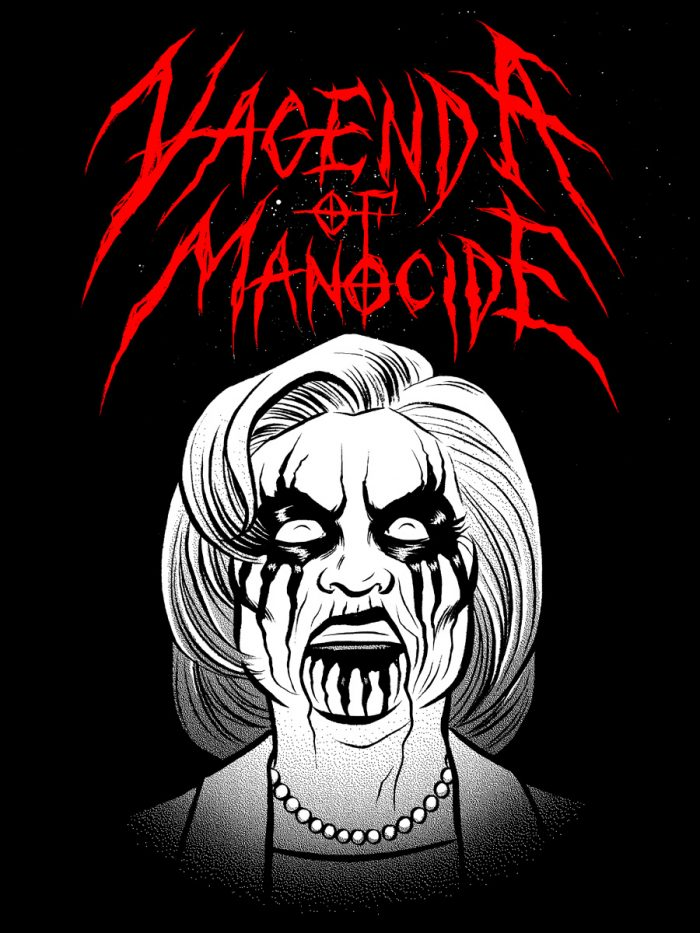 Vagenda of Manocide -poster WEB