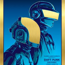 Daft Punk and Bowie Man Who Fell To Earth prints- On sale 9/7/16
