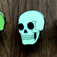 New SKULL + HERZOG Pins from Tyler Skaggs!