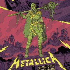 Metallica x Josan Gonzalez!