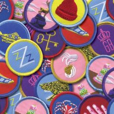 ANDERSON SCOUT- patch sets by Tracie Ching!