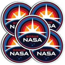 RogueNASA- Update on shipping and donation!