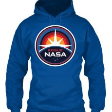 RogueNASA Hoodies and Tees- in time for X-mas!