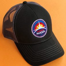 @RogueNASA-Embroidered Hats are back!