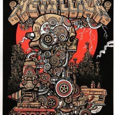 METALLICA 10/16 Milwaukee by Jesse Philips!