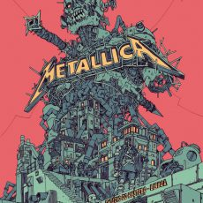 METALLICA- Portugal by Josan Gonzalez!