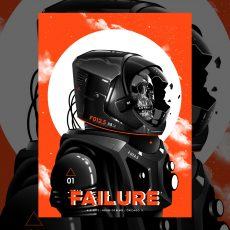 FAILURE tour series- April prints are HERE!