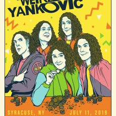 """WEIRD AL"" Syracuse by Dan Grissom!"