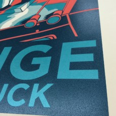 CHANGE INTO A TRUCK- all Metallic Ink 10th Edition! Now available