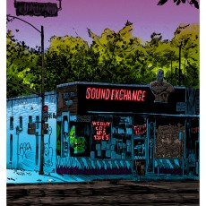 LOST AUSTIN- 3 new prints from Tim Doyle THURSDAY 10/22