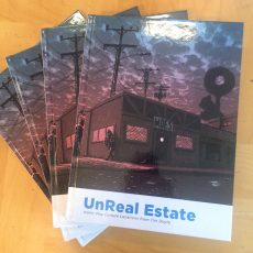 UnReal Estate book signing- Austin for FREE COMIC BOOK DAY!