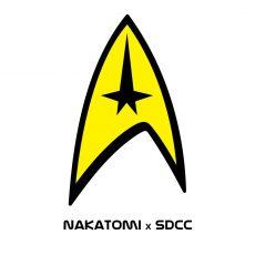 Nakatomi x SDCC