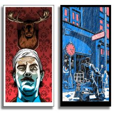 """""""Fawlty Towers"""" and """"Quadrophenia"""" UK excl. prints NOW AVAILABLE!"""