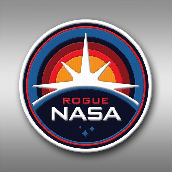 ROGUE NASA pins and crew patches! | Nakatomi, Inc