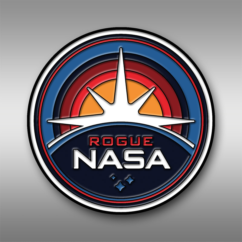 RogueNASA pins and patches return for Gun Control NOW!