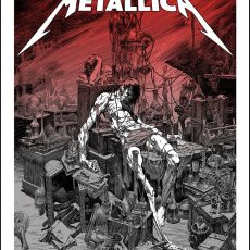 Metallica x Wrightson now available!
