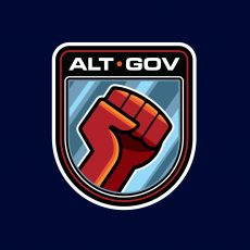 Alt-Gov patches- shipping update and donation!