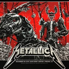 METALLICA Fresno by Doyle! On sale Tuesday at 2pm Central!