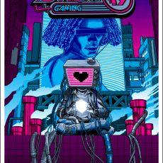 SXSW '19 Gaming print by Doyle!