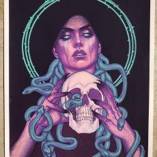 MEDUSA- new art print by Jenny Frison!