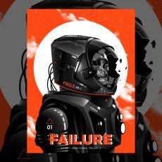 FAILURE tour series- April prints are HERE!