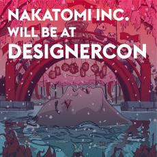NAKATOMI at DesignerCon Nov 22-24, 2019!